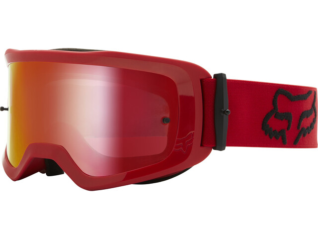 Fox Main Stray Spark Goggles Herren flame red